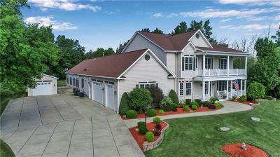 Grand Island Single Family Home Pending: 1714 E River Road