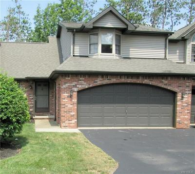 Buffalo Condo/Townhouse Pending: 8 In The Woods Lane