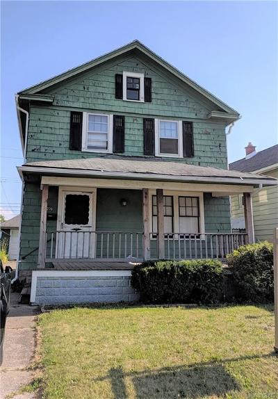 Single Family Home For Sale: 270 Tremaine Avenue