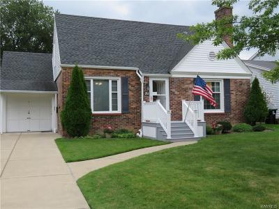 Single Family Home For Sale: 181 Deumant