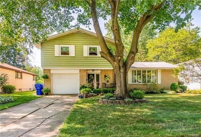 West Seneca Single Family Home For Sale: 147 Rosewood Drive