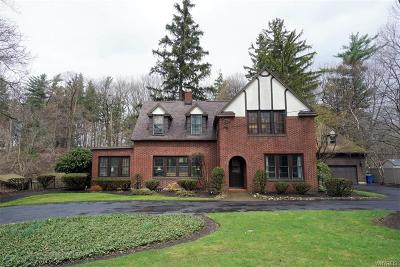 Orchard Park Single Family Home For Sale: 7340 Quaker Road