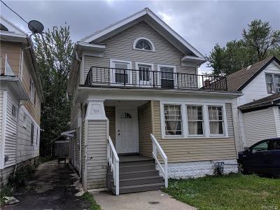 Erie County Single Family Home For Sale: 457 Minnesota Avenue