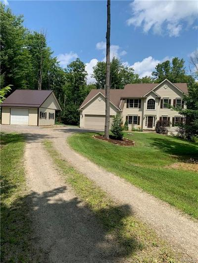 Erie County Single Family Home For Sale: 11288 Partridge Road