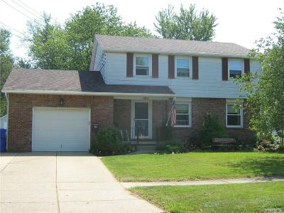 West Seneca Single Family Home For Sale: 105 Sunnyside Drive