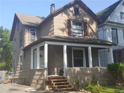 Lockport-City Single Family Home For Sale: 27 Adam Street