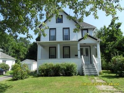 Fredonia Single Family Home For Sale: 62 Cushing Street
