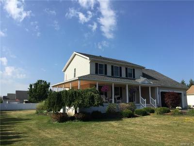 Genesee County Single Family Home For Sale: 4430 N Bennett