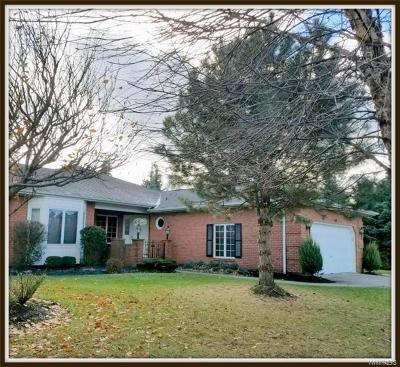 Amherst Single Family Home Pending: 40 Hampton Hill Drive