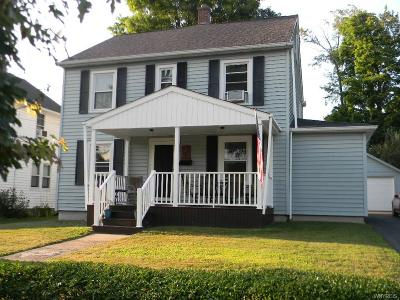 Cattaraugus County Single Family Home For Sale: 43 College Street