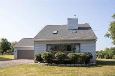 Orchard Park Single Family Home Active Under Contract: 6177 Ward Road