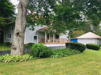 Akron Single Family Home For Sale: 7401 Sand Hill Road