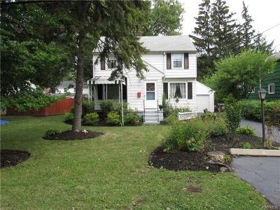 Lewiston NY Single Family Home For Sale: $189,000