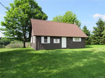 Cattaraugus County Single Family Home For Sale: 5549 Bloye Road