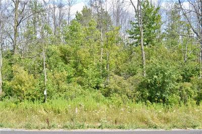 Niagara County Residential Lots & Land For Sale: 0000 Comstock Road