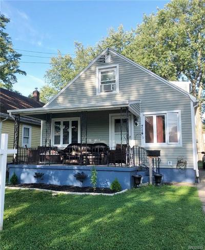 Niagara Falls Single Family Home For Sale: 714 92nd Street