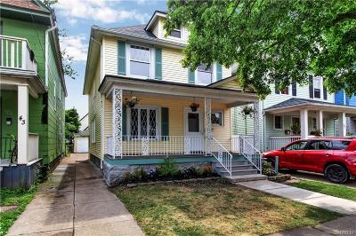 Buffalo Single Family Home For Sale: 41 Mayer Avenue