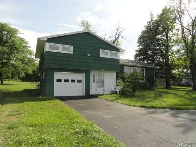 Lewiston NY Single Family Home For Sale: $179,900