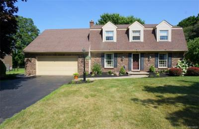 Niagara County Single Family Home For Sale: 4540 Candlewood Drive