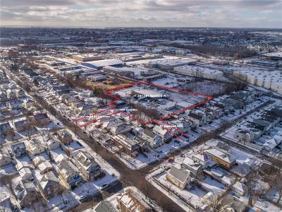 Buffalo Residential Lots & Land For Sale: 160 Camden Avenue