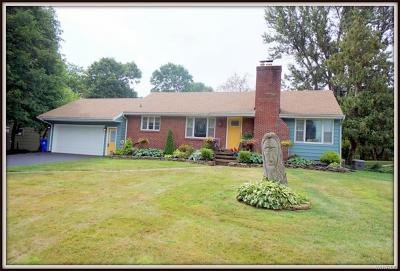Clarence Single Family Home Active Under Contract: 8709 Nottingham Terrace