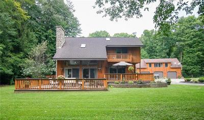 Cattaraugus County Single Family Home For Sale: 6760 Schwartz Road