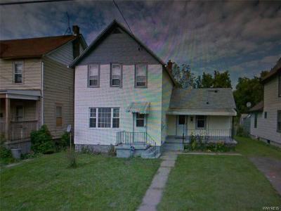 Niagara Falls NY Single Family Home For Sale: $35,000