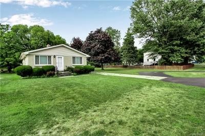 West Seneca Single Family Home For Sale: 4306 Clinton Street