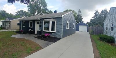 Niagara Falls NY Single Family Home For Sale: $100,000