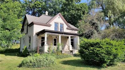 Cattaraugus County Single Family Home For Sale: 3 Third Street