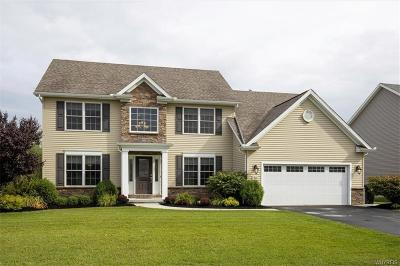 Erie County Single Family Home For Sale: 46 Tranquility Trail