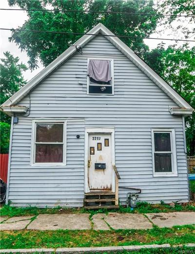 Single Family Home For Sale: 2217 15th Street