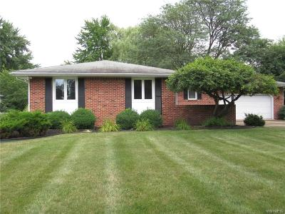 Grand Island Single Family Home For Sale: 679 Pin Oak Circle
