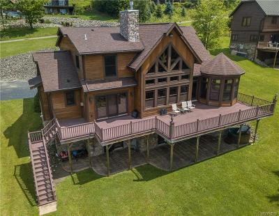 Cattaraugus County Single Family Home For Sale: 6851 Leslie Road