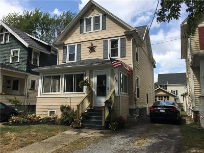 Batavia-City NY Single Family Home For Sale: $104,900