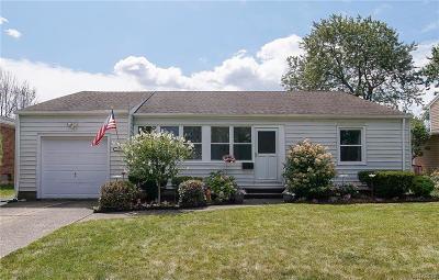 Single Family Home For Sale: 110 Ferndale Avenue