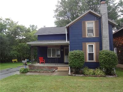 Clarence Single Family Home For Sale: 4884 Ransom Road