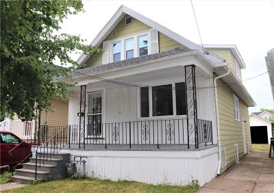 Buffalo Single Family Home For Sale: 49 Beatrice Avenue