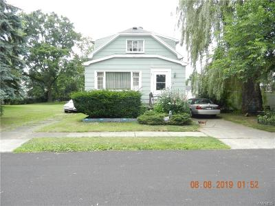 Buffalo Single Family Home For Sale: 32 Julius Street