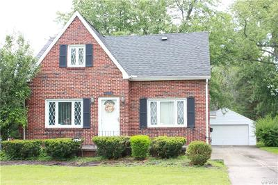 Amherst Single Family Home For Sale: 4753 Harlem Road