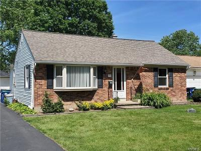 Amherst Single Family Home Active Under Contract: 473 Lakewood Parkway