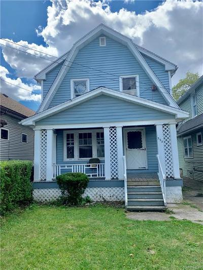 Erie County Single Family Home For Sale: 393 Shirley Avenue