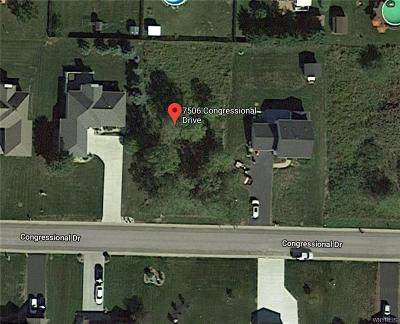 Niagara County Residential Lots & Land For Sale: 7506 Congressional Drive