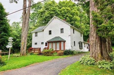 Cattaraugus County Single Family Home For Sale: 7244 Kent Road