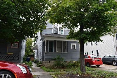 Buffalo Single Family Home For Sale: 398 Hoyt Street