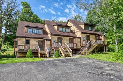 Ellicottville Condo/Townhouse For Sale: 110 Woods Rd-The Woods