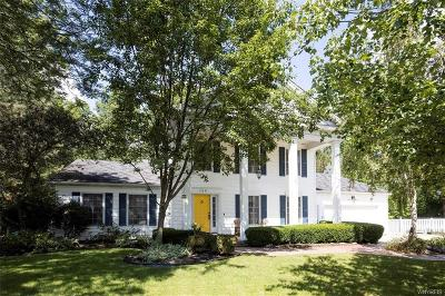 Grand Island Single Family Home For Sale: 184 Fairview Court