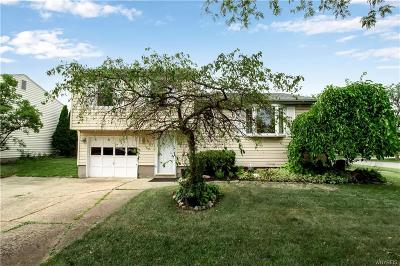 Cheektowaga Single Family Home For Sale: 52 Lucerne Court