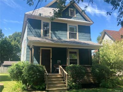 Lockport Single Family Home For Sale: 24 Vine Street