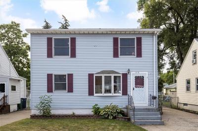 Buffalo Single Family Home For Sale: 139 Norman Avenue